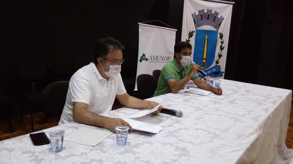 Amunop escolhe novo presidente e discute agenda para combate ao COVID-19